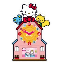 Hello Kitty Happy Time時鐘